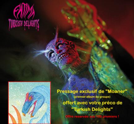 FÁTIMA – Un CD BONUS par Préco !
