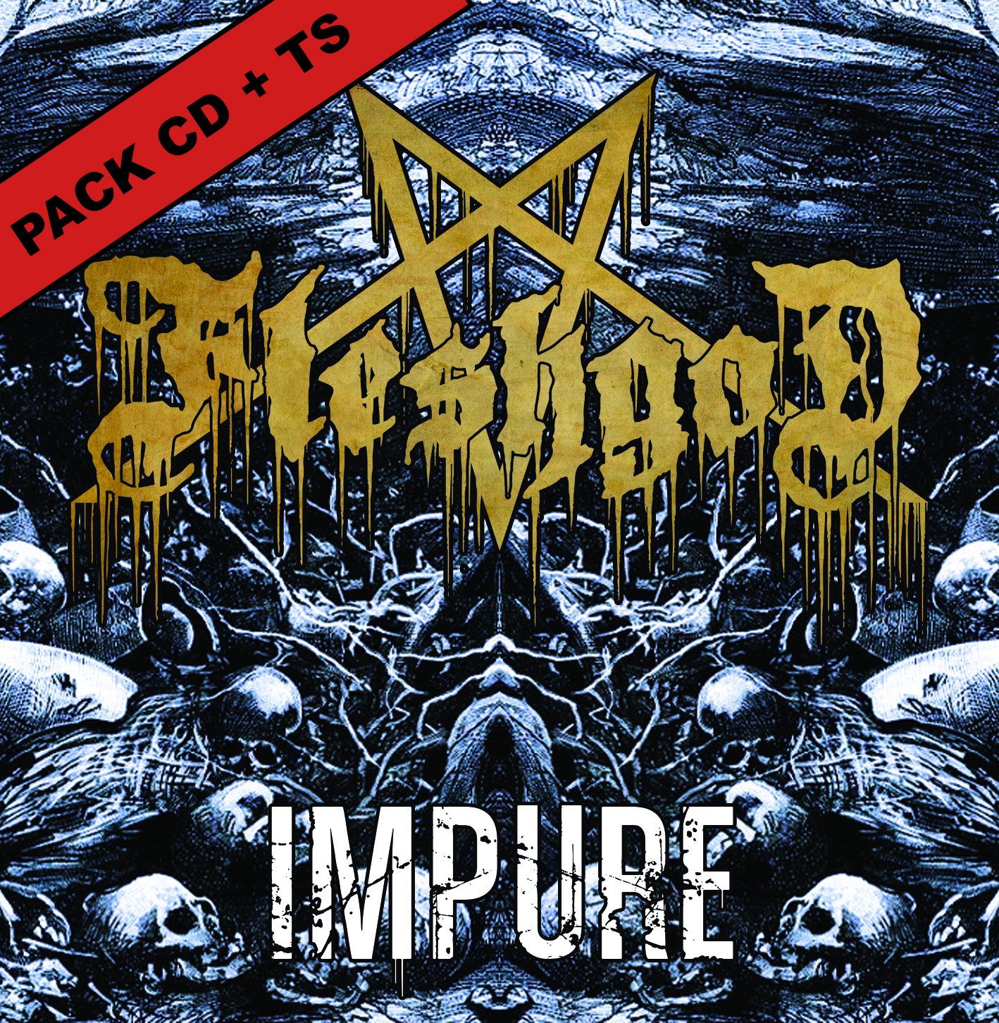 Fleshgod – Impure – Pack CD + TS