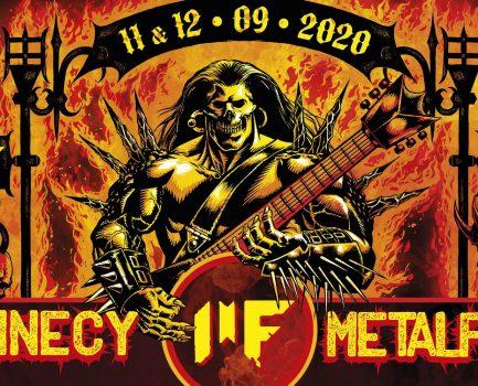 Événement – Mennecy Metal Fest : Édition 2020
