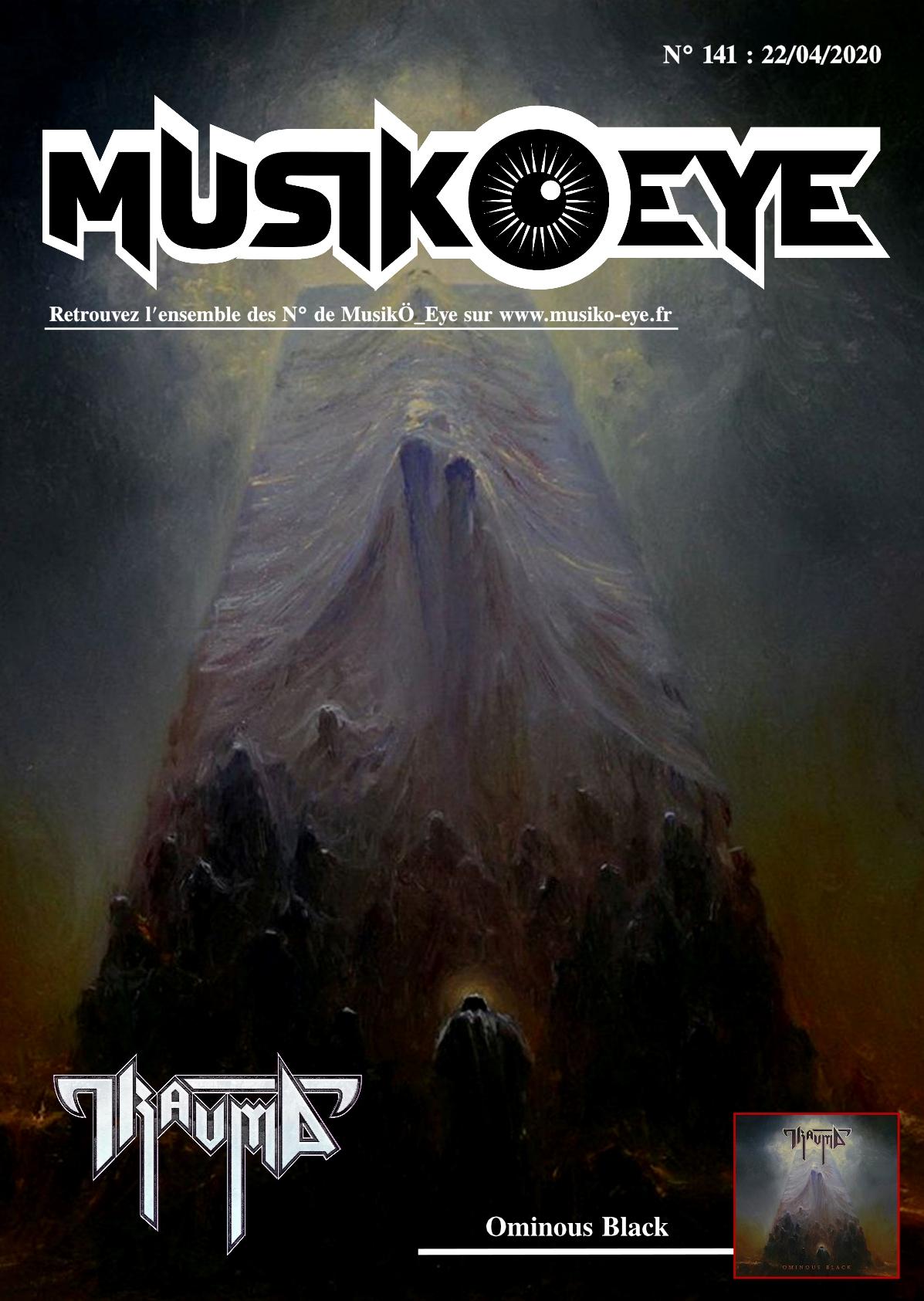 MusikÖ_Eye #141 – TRAUMA