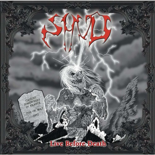 SHUD – LIVE BEFORE DEATH (+patch)